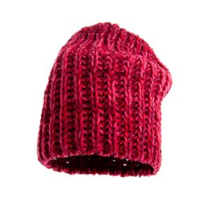 czapka-zimowa-bez-pompona-czerwona