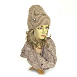 czapka-zimowa-damska-camel