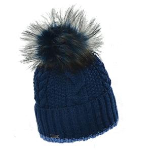 czapka-welniana-z-pomponem-granatowa