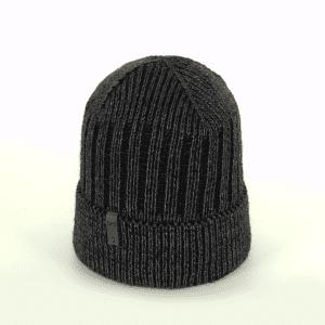 czapka-producent-zimowa-antracyt-czarna