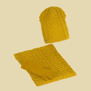 komplet-czapka-szalik-rekawiczki-miod