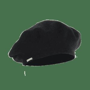 welniany-beret-czarny